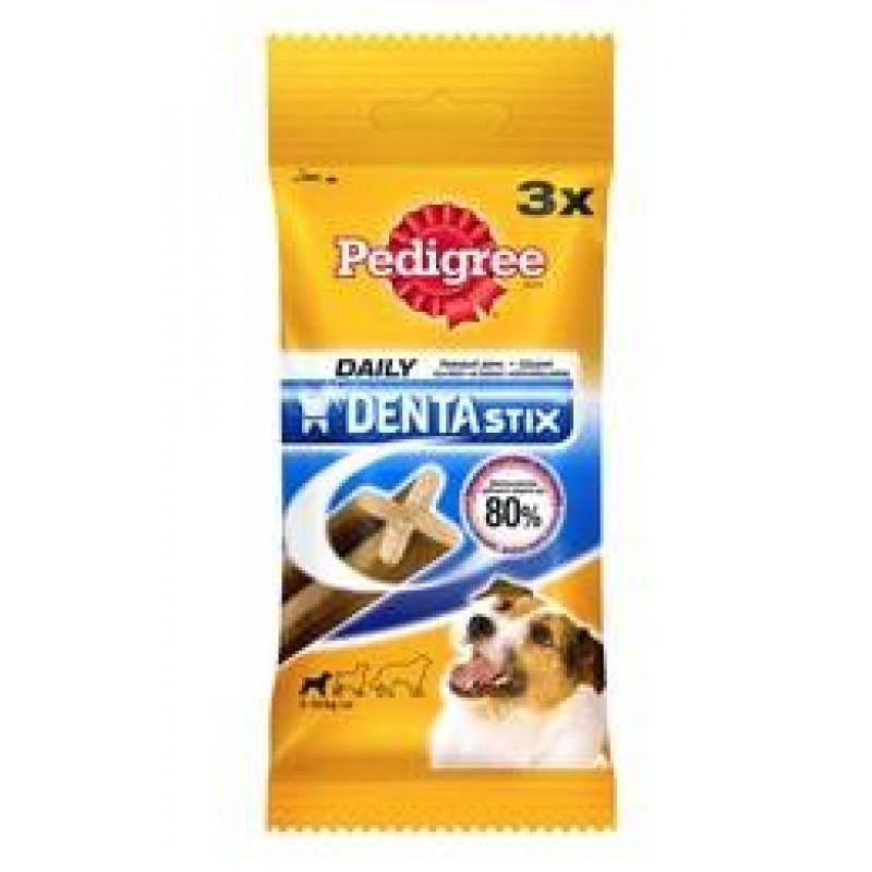 Pedigree Denta Stix Mini / Лакомство Педигри по уходу за зубами для собак Мелких пород